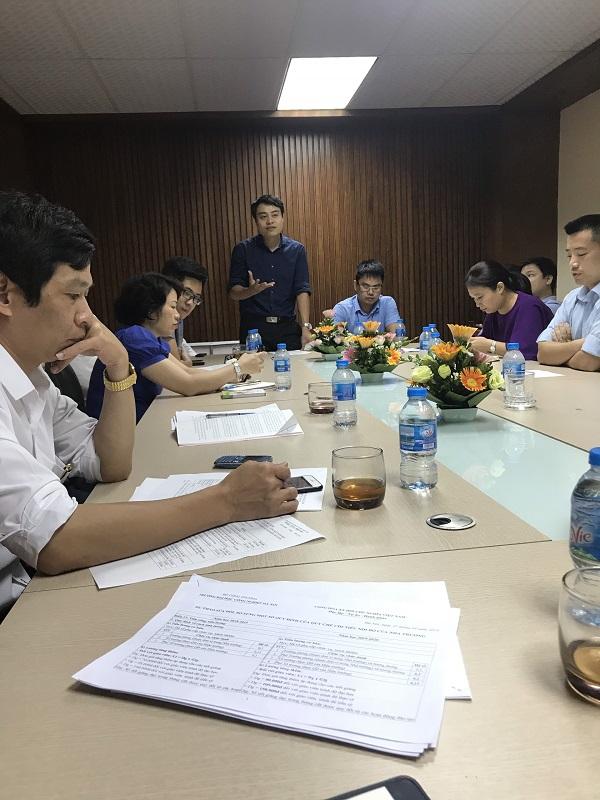 Viện Công nghệ HaUI tổ chức hội nghị cán bộ viên chức, tổng kết năm học 2018-2019 và triển khai nhiệm vụ năm học 2019 - 2020