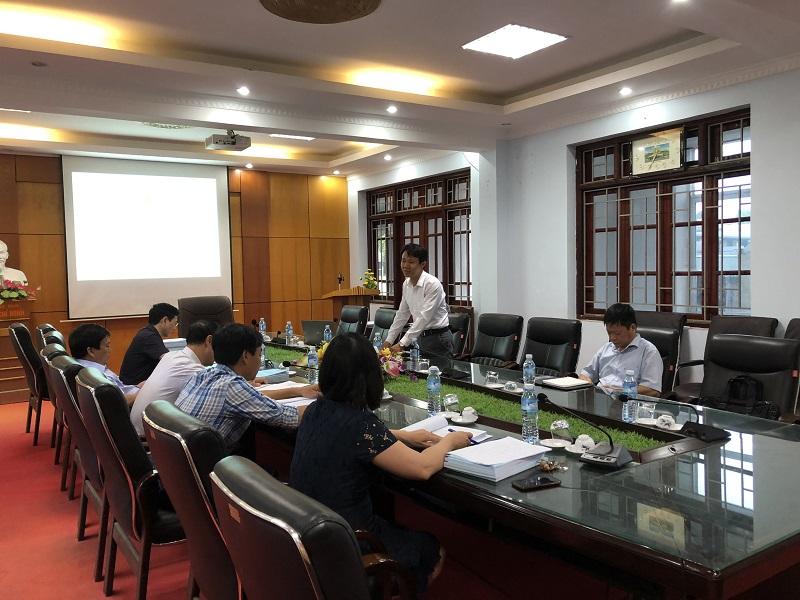 """Nghiệm thu cấp tỉnh đề tài NCKH: """"Nghiên cứu xây dựng quy trình bảo quản cam Cao Phong tại tỉnh Hòa Bình bằng màng phủ sinh học (saponin kết hợp với chitosan và axit axetic)"""""""