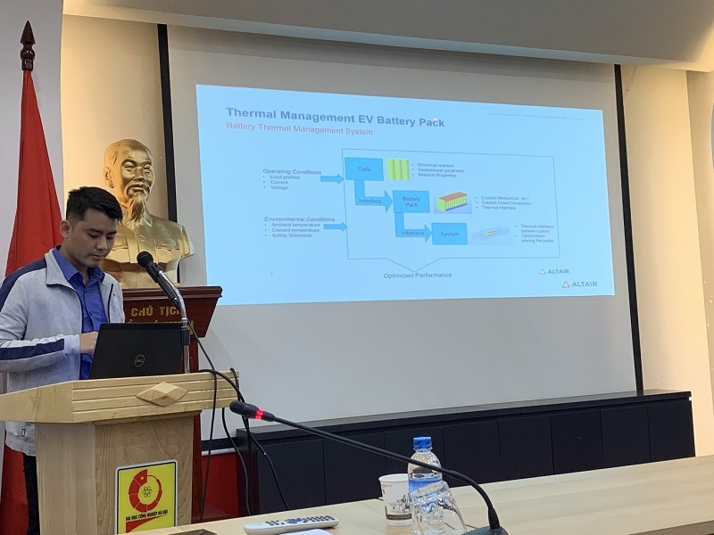 Hội thảo khoa học: Giải pháp mô phỏng và tính toán trên siêu máy tính (HPC) cho đào tạo, nghiên cứu và phát triển sản phẩm