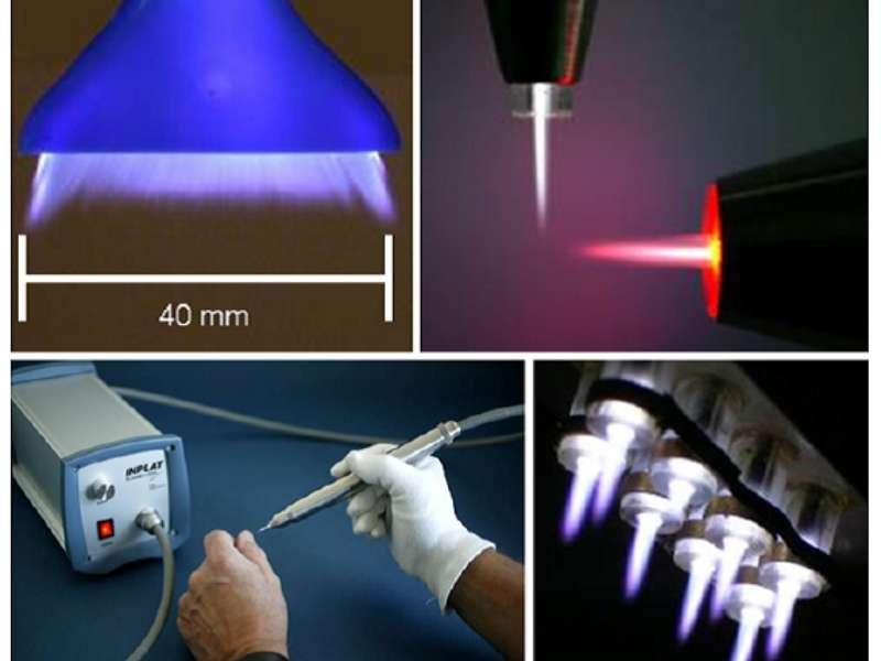 Ứng dụng khử khuẩn của plasma lạnh trong công nghệ thực phẩm, y tế